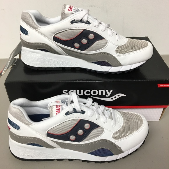 2b0c9b5bdddf Saucony men shadow 6000 size 8